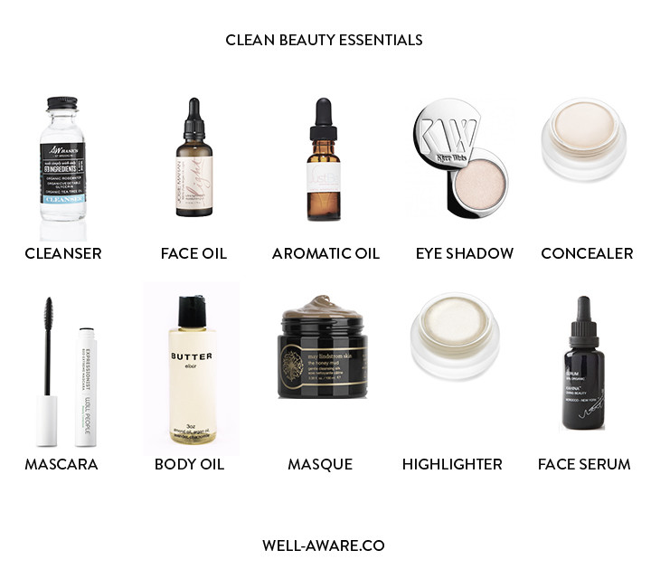 clean beauty essentials